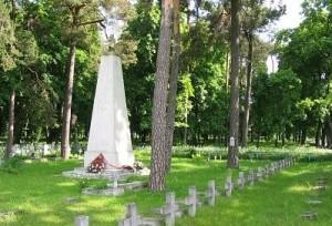 cmentarz wojskowy w lidzie