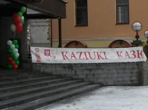 kaziuki 2015