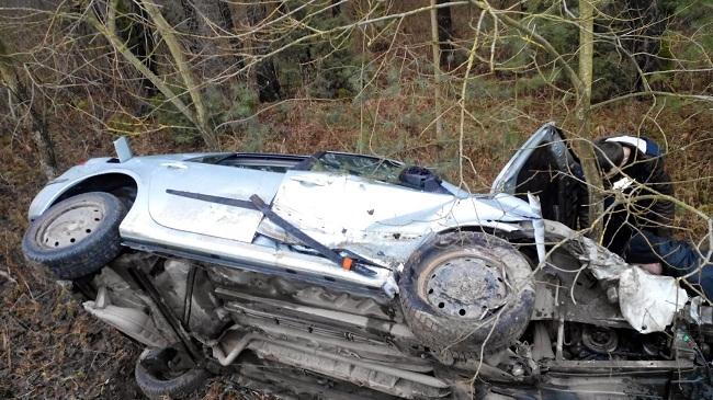 wypadek drogowy 1