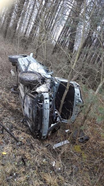 wypadek drogowy 2